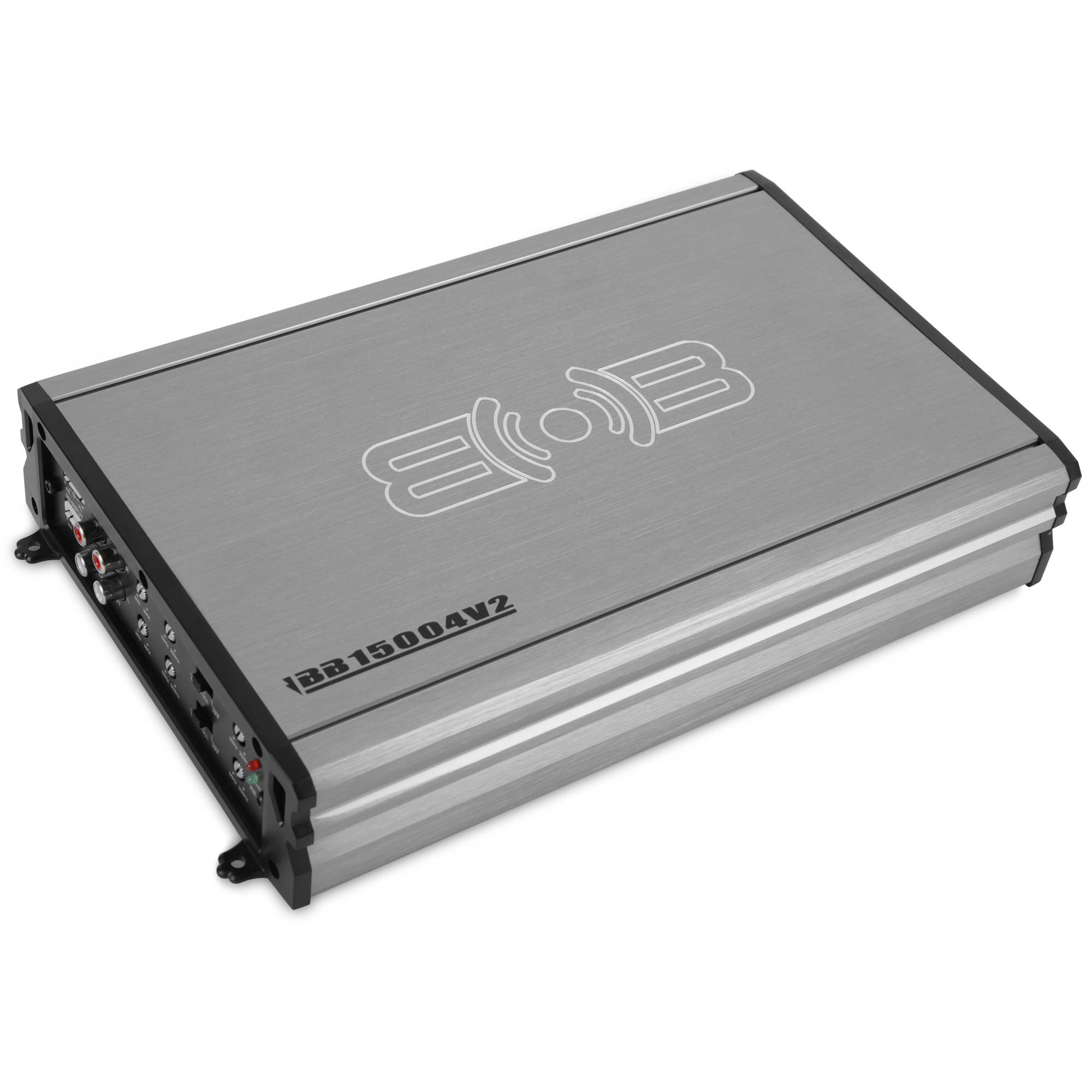 Belva BB15004v2 600-Watt RMS 1500-Watt Peak Full Range 4-Channel Amplifier