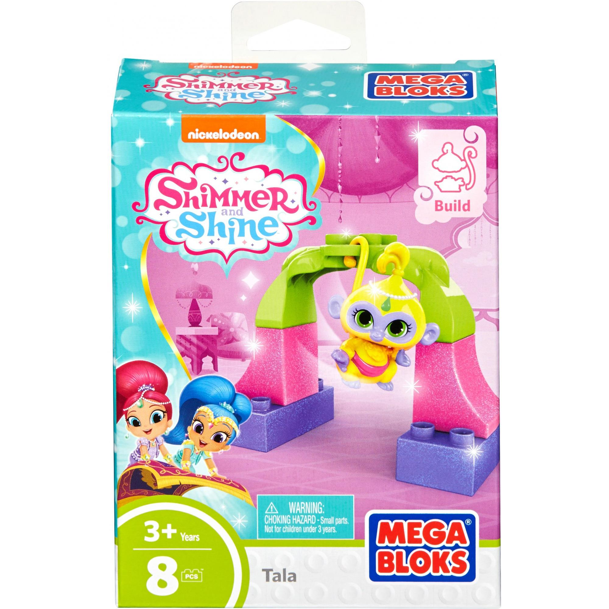 Mega Bloks Nickelodeon Shimmer and Shine, Tala by MATTEL INC.