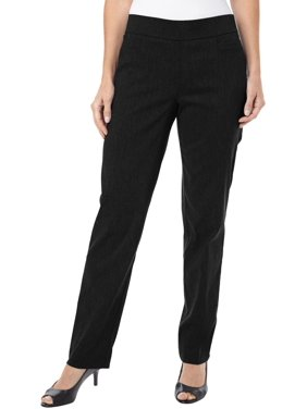 Black Womens Pants - Walmart.com
