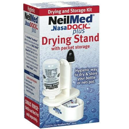 NeilMed Pharmaceuticals NeilMed NasaDock Plus Drying and Storage Kit, 1 ea ()