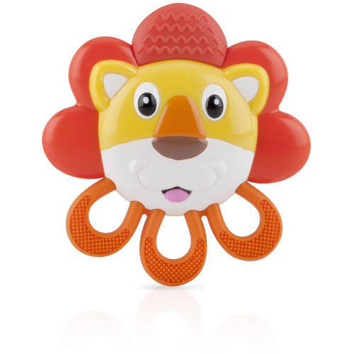 Nuby Vibe-eez Vibrating Teether