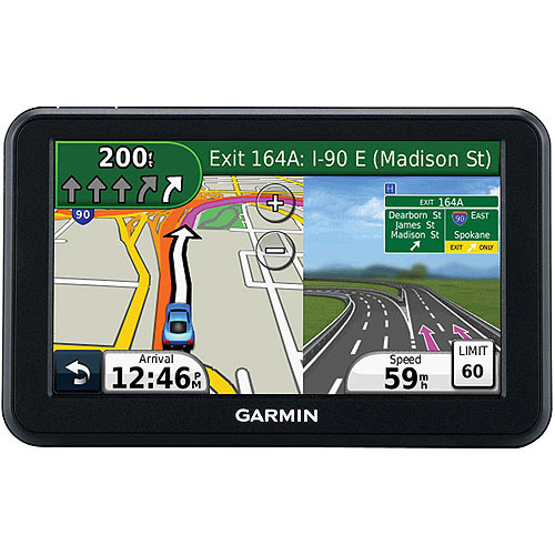 "Garmin Nuvi 50C 5.0"" GPS Navigator w/ U.S. and Canadian Map Coverage"