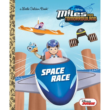 100 Team Junior Race (Space Race (Disney Junior: Miles From Tomorrowland) )