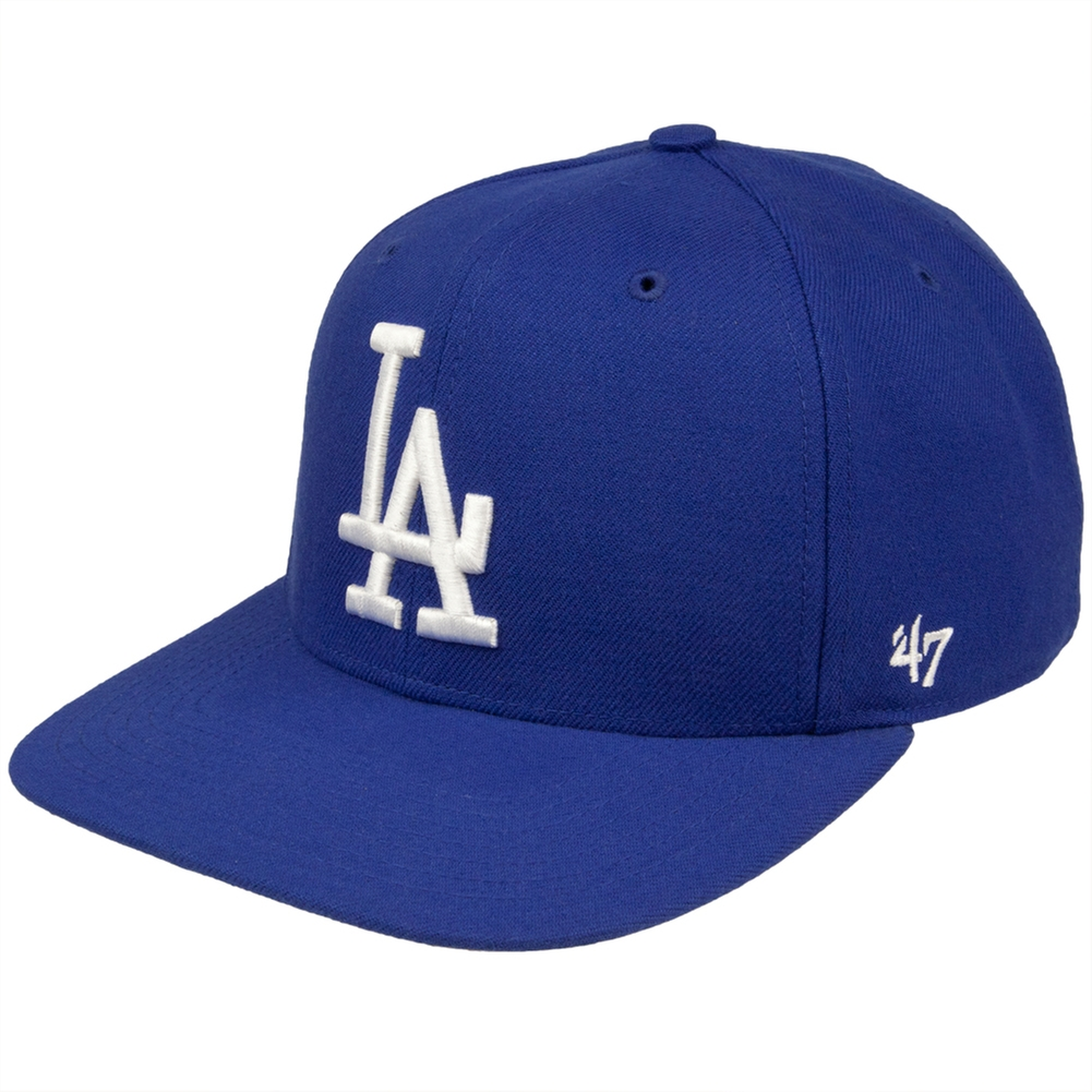 Los Angelas Dodgers - Sure Shot Two Tone Snapback Cap
