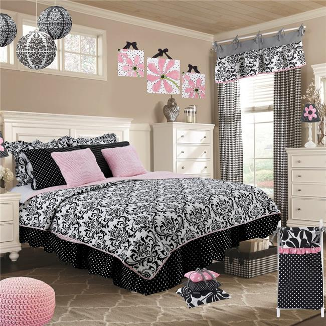 Cotton Tale Tyfbs Girly Full Bed Skirt