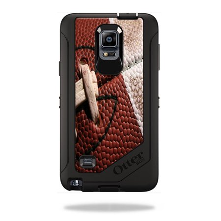 Noles Football - Mightyskins Protective Vinyl Skin Decal Cover for OtterBox Defender Galaxy Note 4 Case cover wrap sticker skins Football