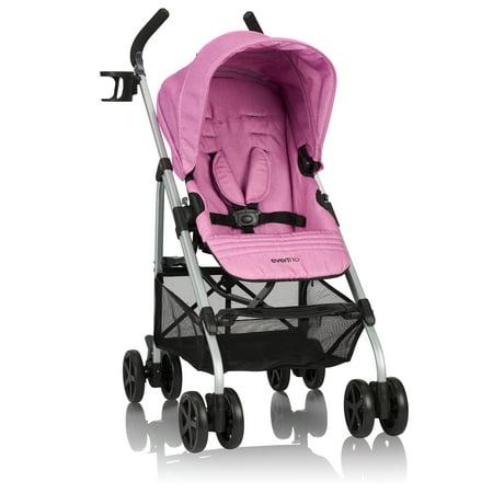 Evenflo Urbini Reversi Lightweight Stroller, Pinkberry ...