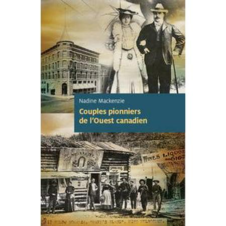 Historical Couple (Couples pionniers de l'Ouest canadien -)