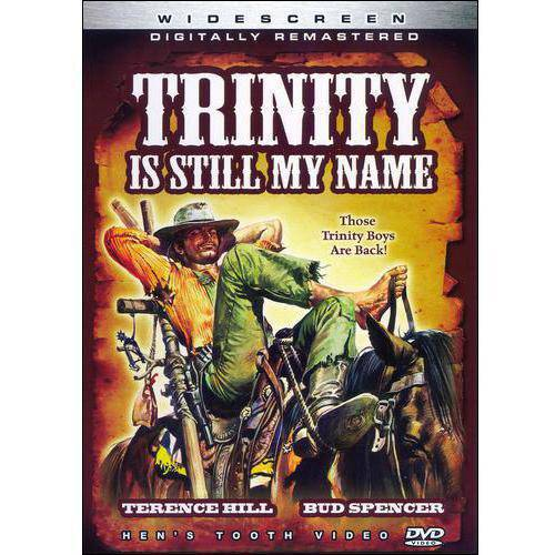 TRINITY IS STILL MY NAME (DVD/WS 2.35/ENG-DUB)