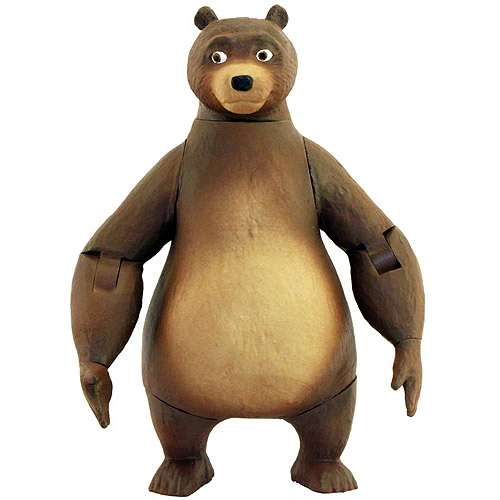 "6"" Articulated Figure- Baloo"