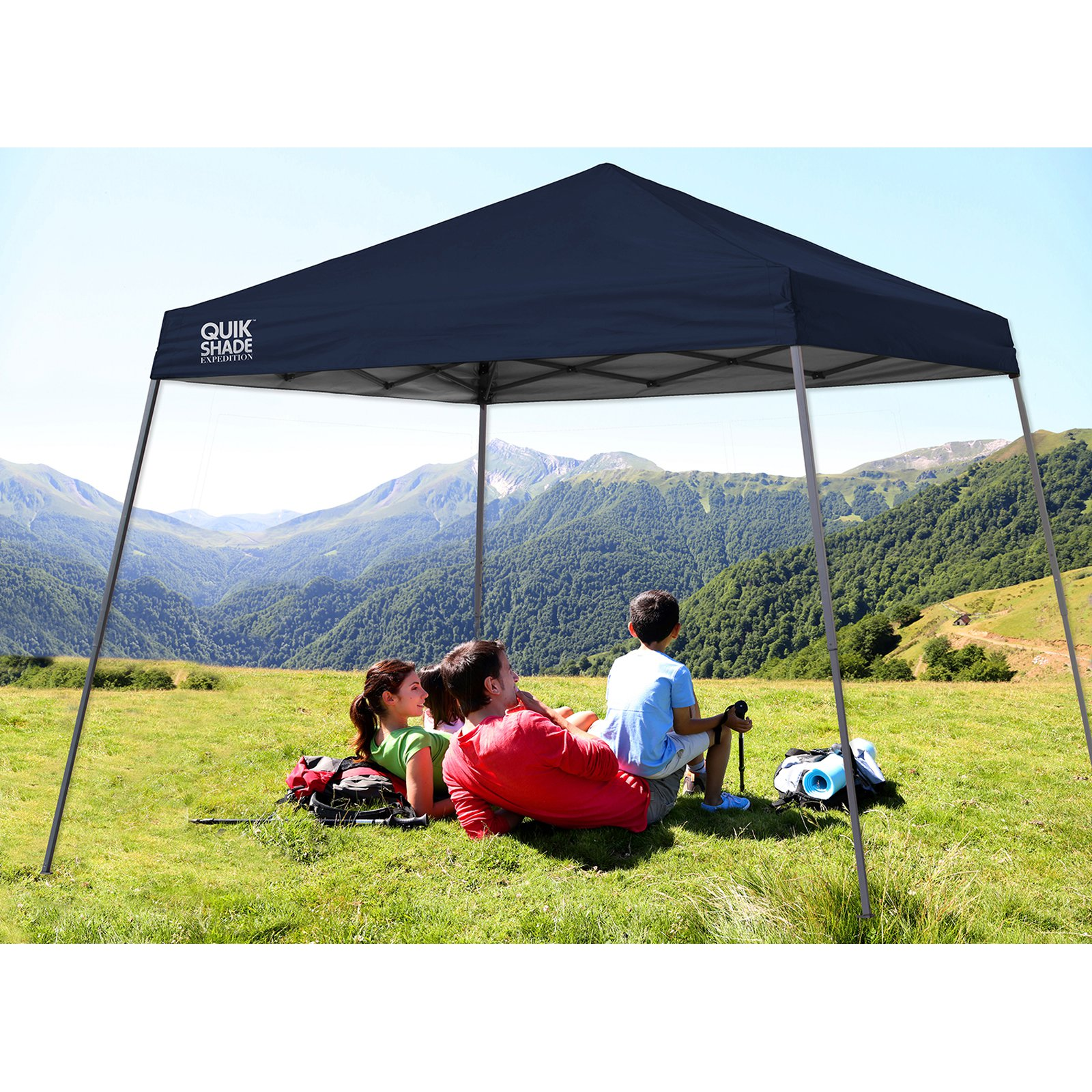 Quik Shade Expedition EX64 10 x 10 ft. Instant Canopy