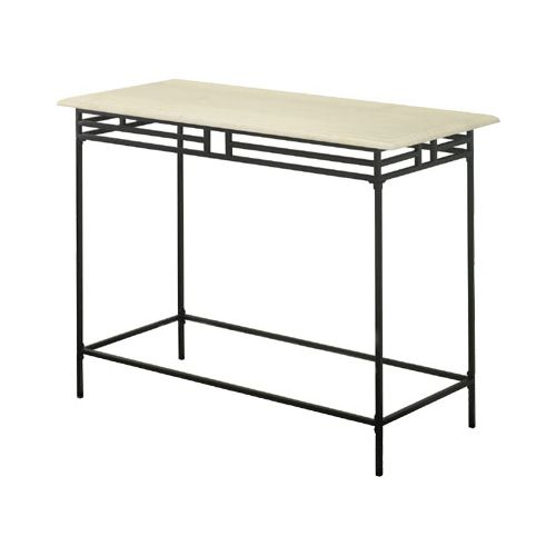 Lite Source LCT-6027 Console Table from the Prairie Collection by Lite Source