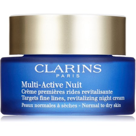 Clarins Clarins Men Active Hand Care (Clarins Multi-Active Normal To Dry Skin Night Cream 1.7 oz)