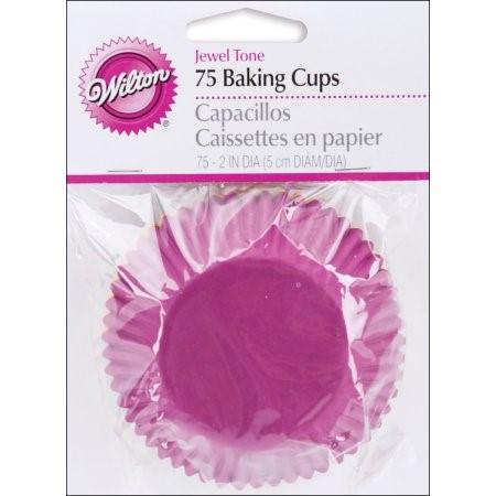 Wilton Cupcake Liners, Jewel 75 ct.