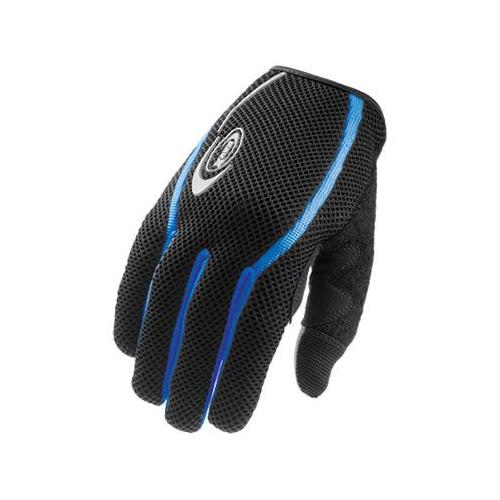 Ravx Endura X Off-Road Full Finger Cycling Gloves (Blue - M)