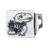 University of Kansas Hitch Cover