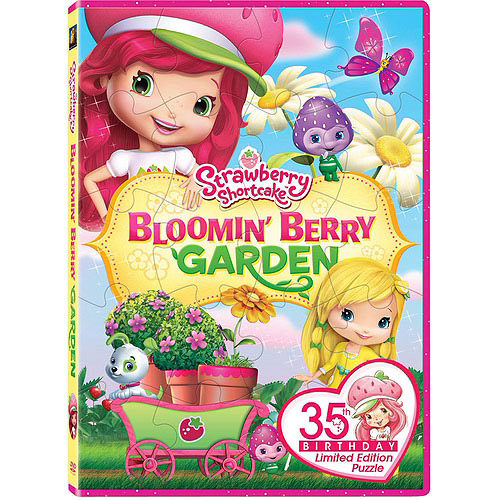Strawberry Shortcake: Bloomin' Berry Garden (Widescreen)