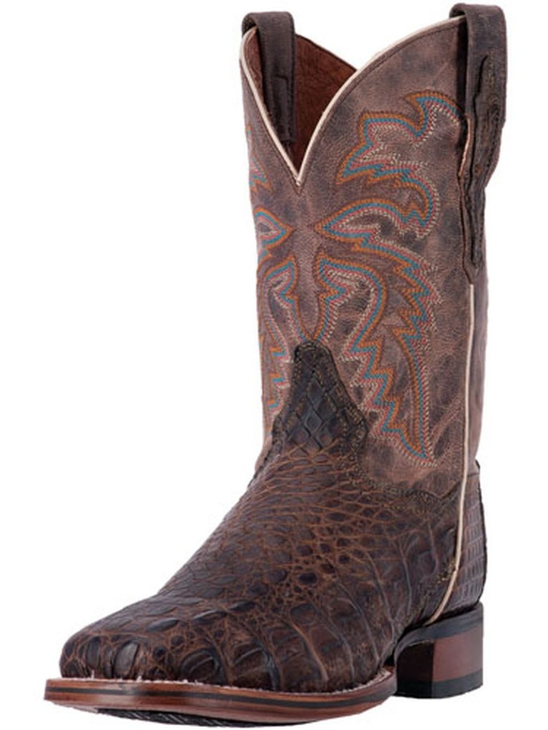 "Dan Post Western Boots Mens 11"" Denver Orthotic Cowboy Brown DP3965 by Dan Post Boots"