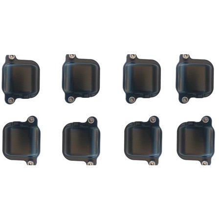 C4 C5 C6 Corvette 1984-2013 L98 / LS1 / LS3 Black Billet Ignition Coil Cover - 8 (C5 Ls1 Corvette)