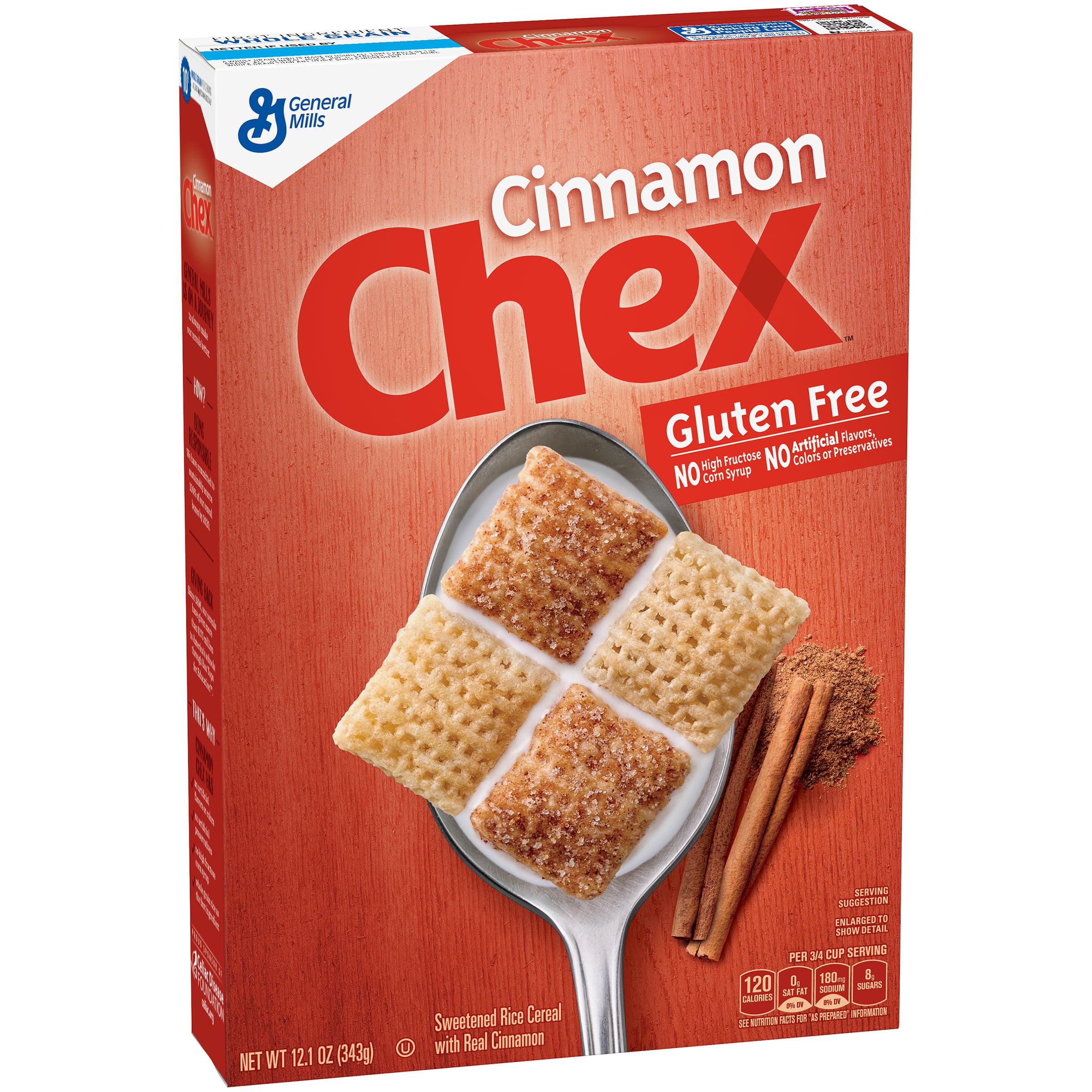 Cinnamon Chex��� Gluten Free Cereal 12.1 oz. Box