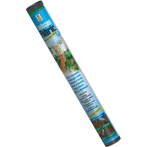 Easy Gardener 22505MJ 3' x 100' 25 Year Landscape Fabric