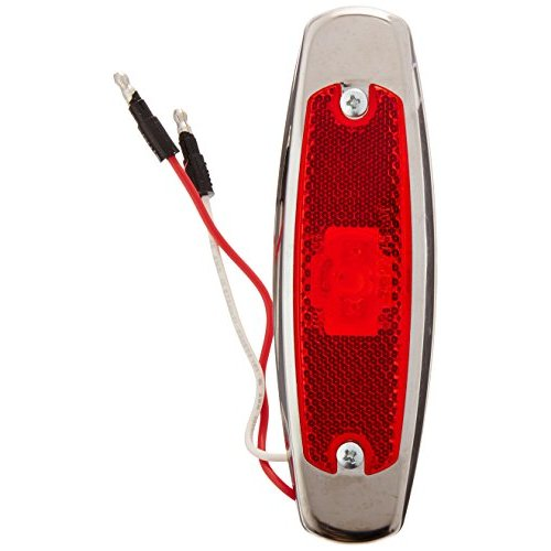 Grote 47252 SuperNova Low-Profile LED Clearance Marker w/ Bezel