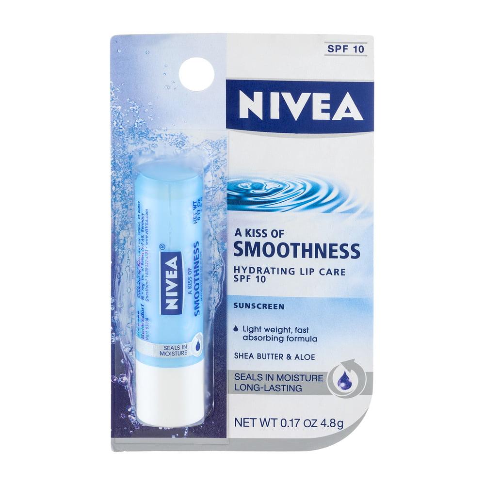 Nivea kiss of smoothness