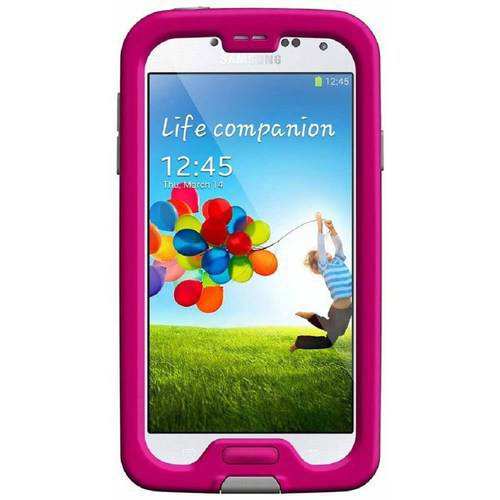 Samsung Galaxy S4 I9500 16GB GSM Smartphone and Lifeproof fre Case (Unlocked)
