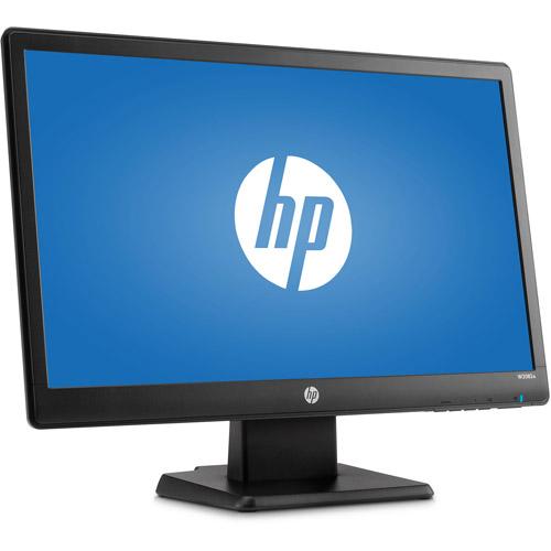 "HP 20"" LED Backlit LCD Monitor (W2082A Black)"
