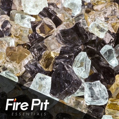 Fire Pit Essentials Sin City Blended Fire Pit Glass