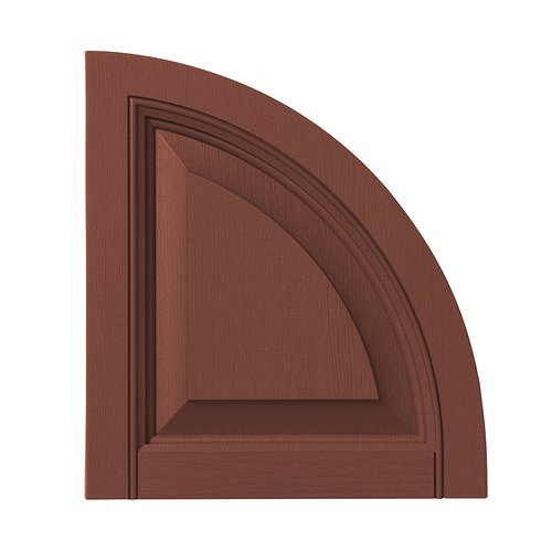 Ply Gem Raised Panel Arch Top (Set of 2)