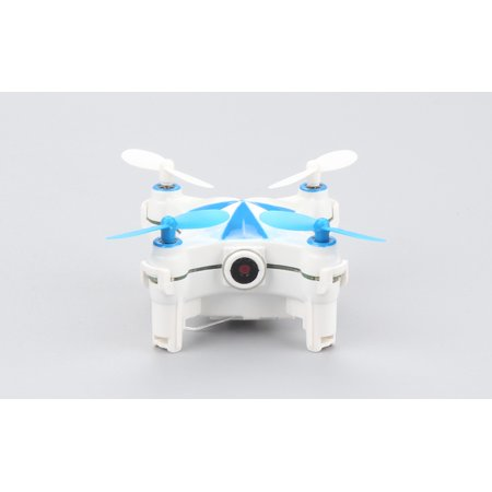 RC Mini Drone, App WiFi Remote Control, FPV Real Time Video/Camera, Optical Flow Sensor, Quadcopter Helicopter with Trajectory Flying, Multi Rotating Stunts - image 1 de 1