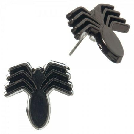 Halloween Parker Co (Spider-Man Logo Marvel Earrings Superhero Spiderman Peter)
