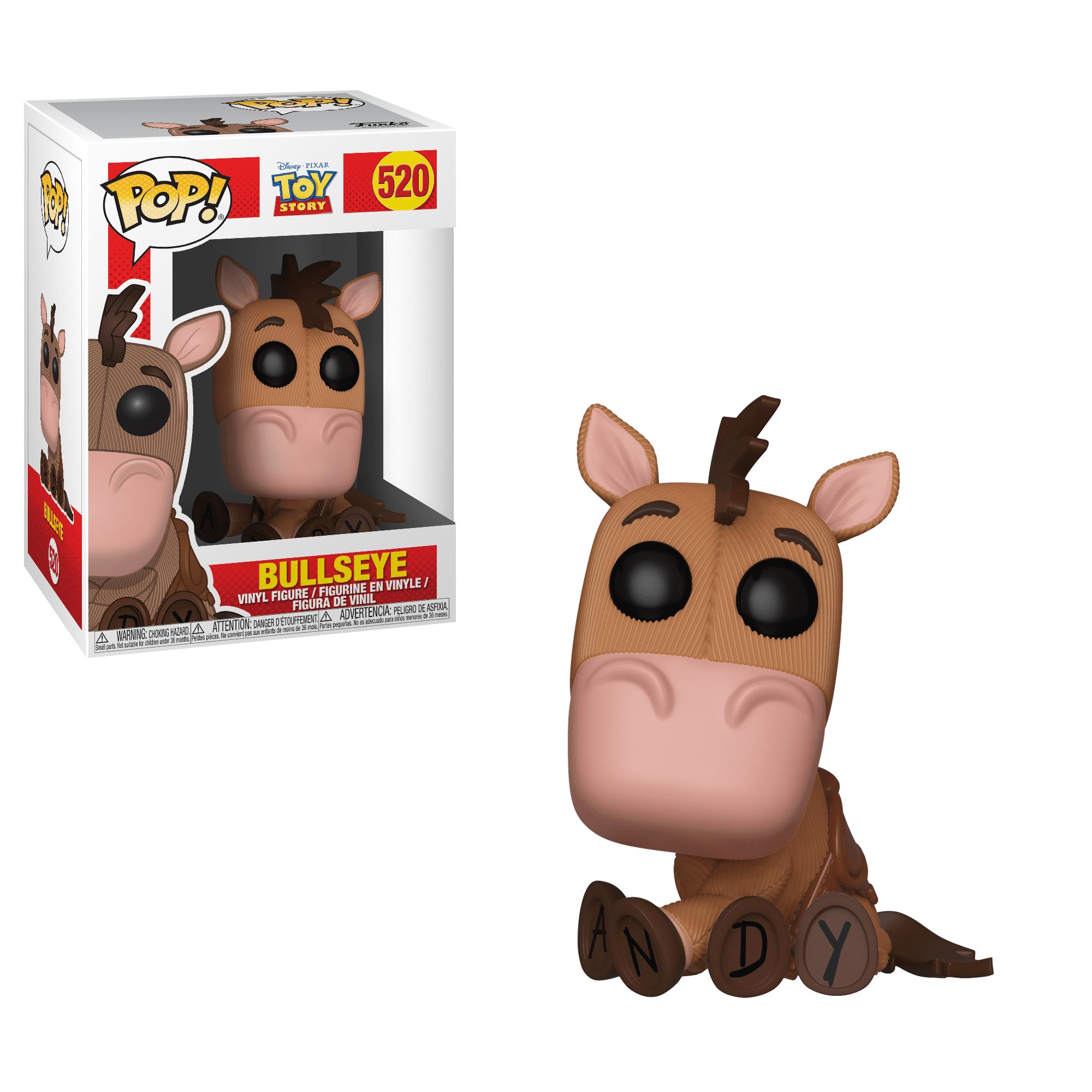 Funko 37008 Pop Vinilo Toy Story Wheezy Multi