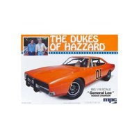 Round 2 MPC Dukes of Hazzard General Lee 1969 Charger 1/16