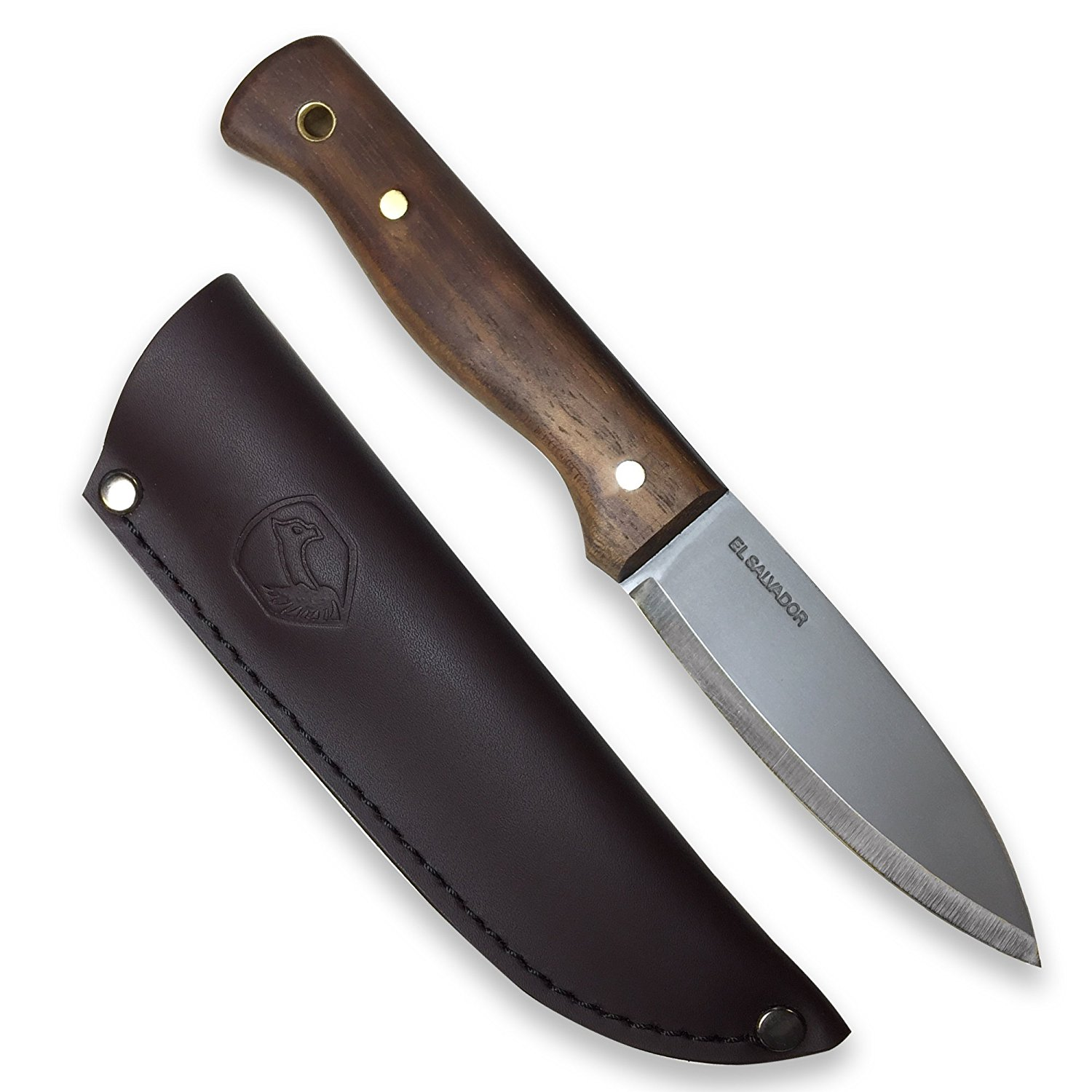 Condor Bushslore Survival Knife w/LS Hardwood Handle
