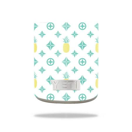 MightySkins Protective Vinyl Skin Decal for YETI 10 oz Rambler Lowball wrap cover sticker skins Island (Island Wrap)