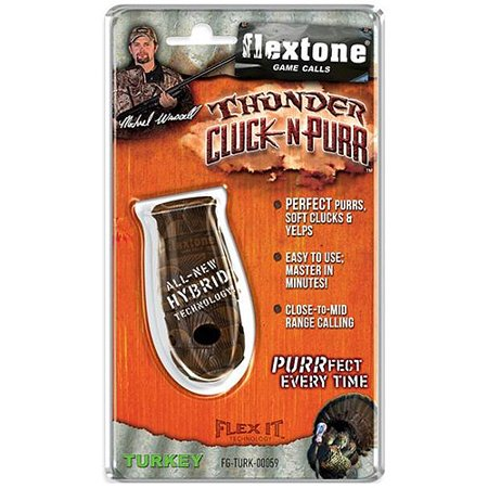 Evolved Flextone Thunder Purr Turkey Call thumbnail