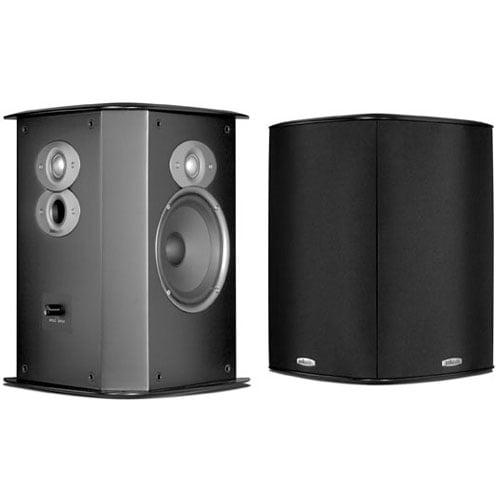 Polk Audio FXi A6 Black (Pr) Open Box Bi-Pole, Di-Pole Surround Sound Speakers by Polk Audio