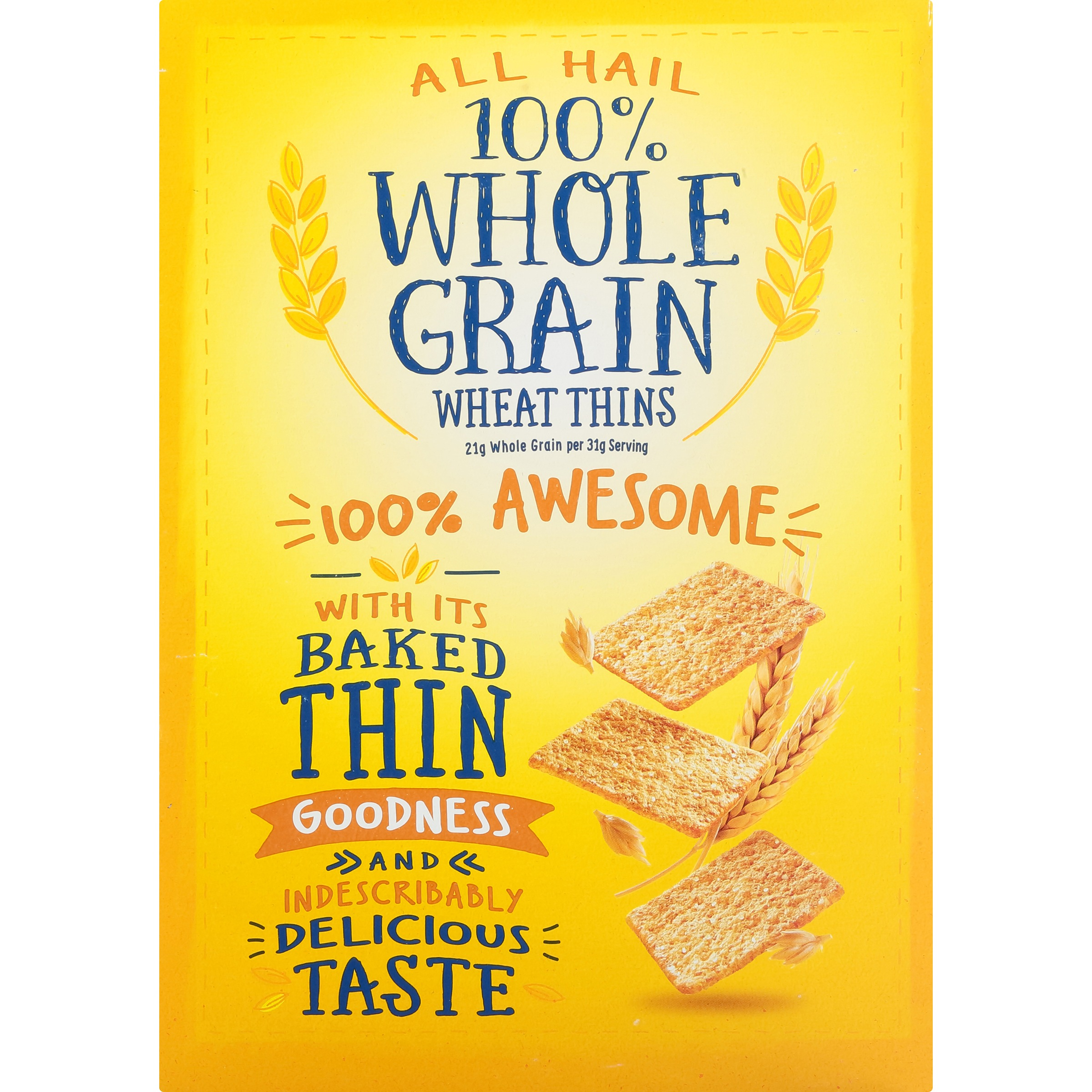 Wheat Thins Toasted Chips Nutritional Info – Nutrition Ftempo