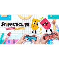 Snipperclips - Cut it out, together!, Nintendo, Nintendo Switch, [Digital Download], 045496590673