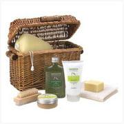 SWM 12565 Healing Spa Bath Basket