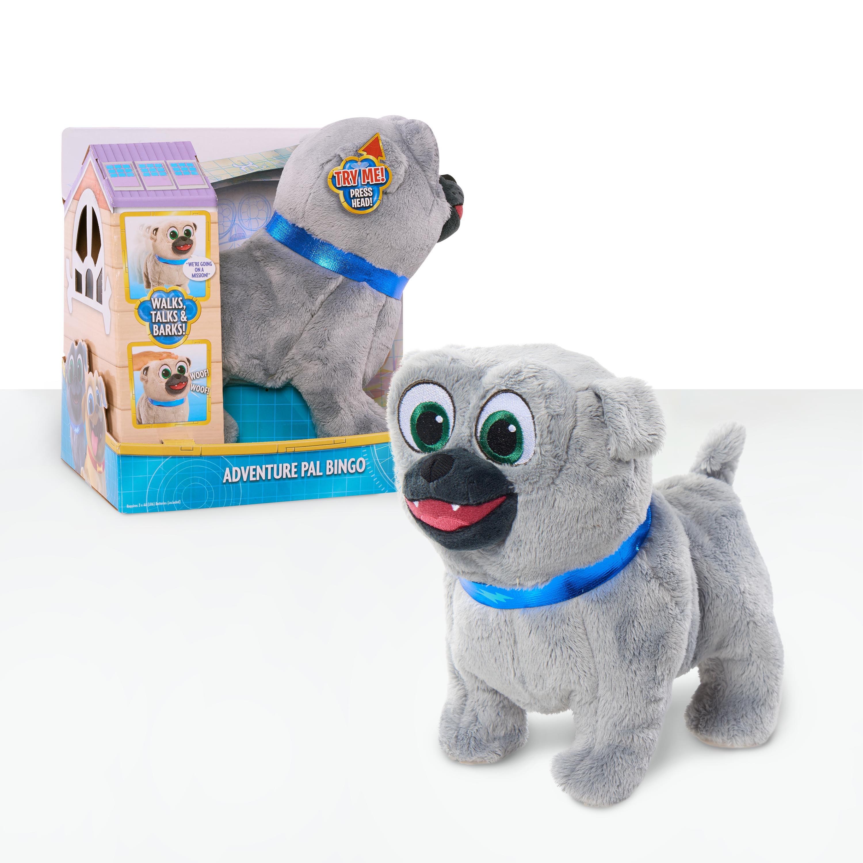 Puppy Dog Pals Adventure Pals Plush, Bingo, Ages 3+