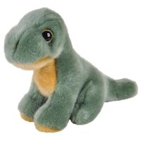 "Wildlife Tree 7"" Stuffed Brachiosaurus Plush Posed Dinosaur Animal Kingdom Collection"