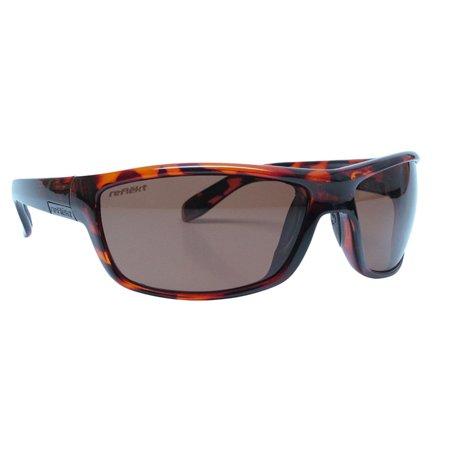 Brown Caramel (Unsinkable Polarized Men's Rival Floating Sunglasses Caramel Tort Core Brown)