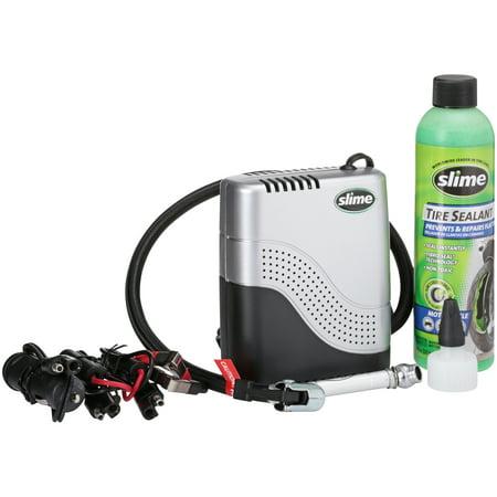 Slime® Moto Spair® Small Tire Emergency Flat Tire Repair Kit 6 pc Bag - 50001 ()