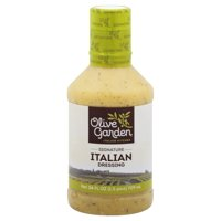 Olive Garden Italian Kitchen Signature Italian Dressing, 24 fl oz