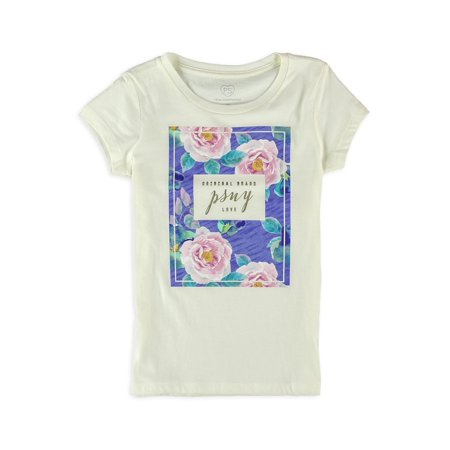 9cde4cf85 Aeropostale Girls Psny Love Graphic T-Shirt 047 6 - Little Kids (4-7 ...