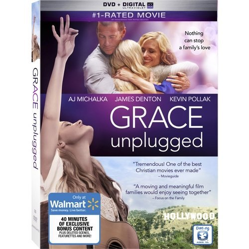 Grace Unplugged (DVD + Digital Copy) (Walmart Exclusive)