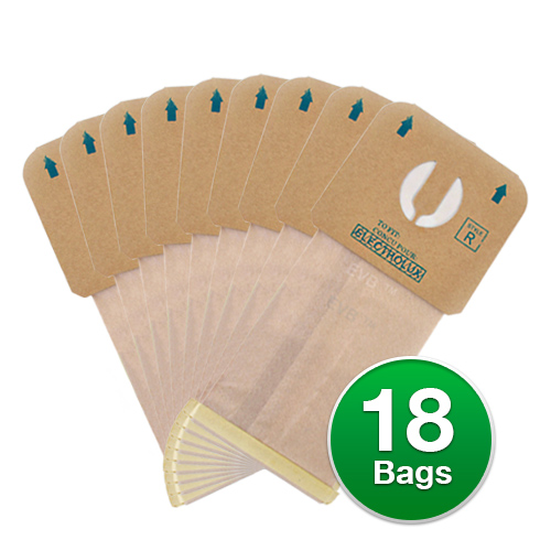 Replacement Vacuum Bag for Electrolux Type R (3 Pack)